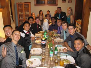 homecomingdinner2013