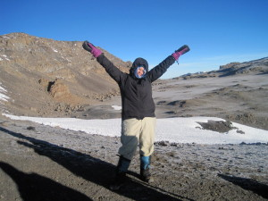 MP Top of Kili